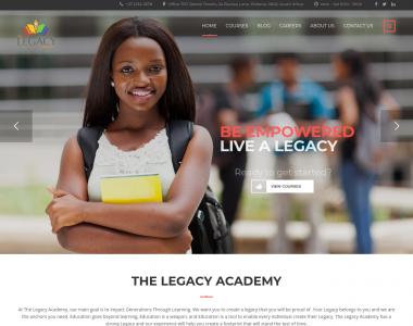 The Legacy Academy